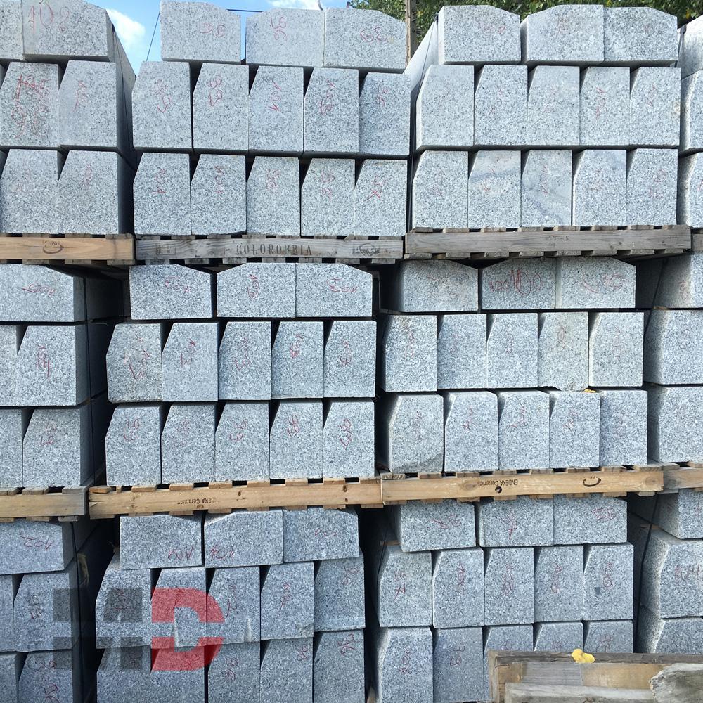 Krawężniki granitowe - MD Granit - 9