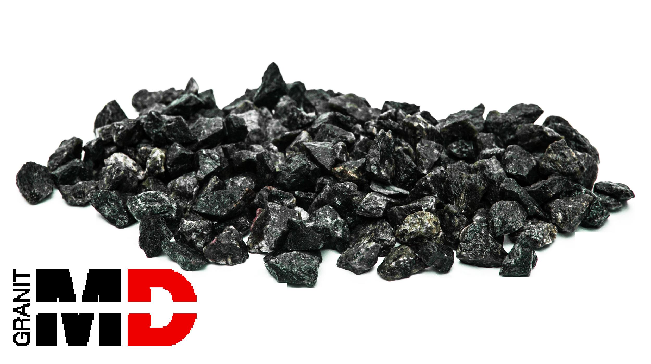 Kamien ogrodowy czarny - MD Granit