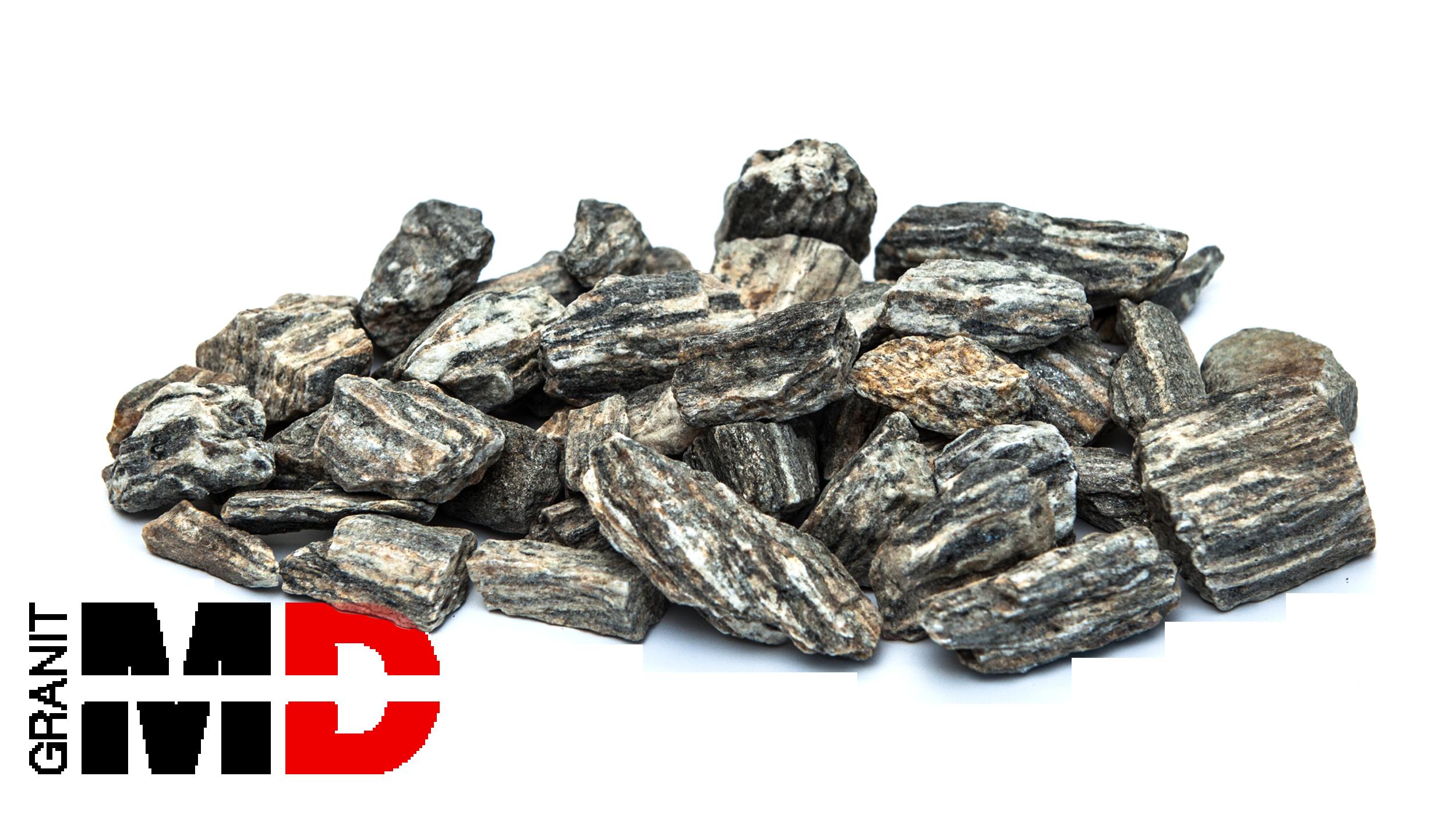 Kamien ogrodowy szaro-rudy - MD Granit