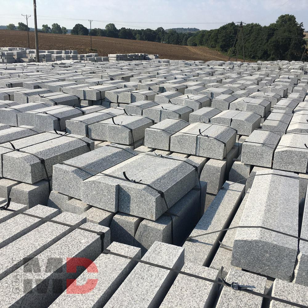 Krawężniki granitowe - MD Granit - 10