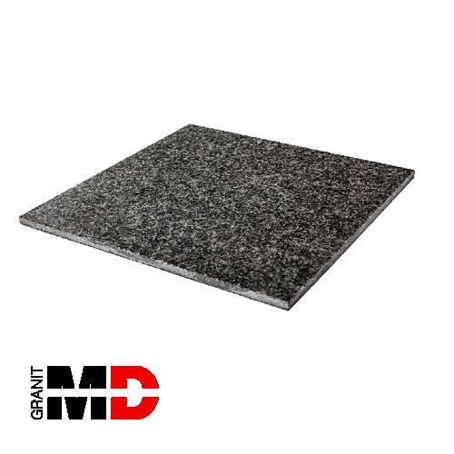 Płytka granitowa czarna
